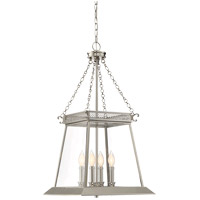 Savoy House 3-941-4-109 Norwich 4 Light 16 inch Polished Nickel Foyer Light Ceiling Light
