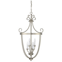 Savoy House 3P-80202-6-69 Signature 6 Light 20 inch Pewter Entry Lantern Ceiling Light alternative photo thumbnail