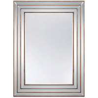 Savoy House Penny Mirror in Gold 4-1209