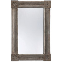 Savoy House Kelly Mirror in Weathered Silver 4-1212
