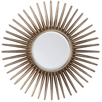 Savoy House Beth Mirror in French Gold 4-1213
