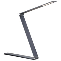 Fusion Z 18 inch 10 watt Blue Gray Task Lamp Portable Light