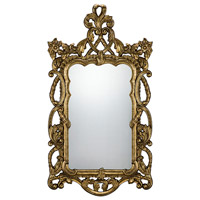 Savoy House 4-ASF05024-218 Valerie 63 X 36 inch Rich Gold Mirror Home Decor photo thumbnail