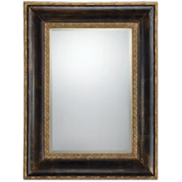 Savoy House 4-BLG2819-212 Victoria 42 X 32 inch Dark Bronze with Gold Accents Mirror Home Decor photo thumbnail
