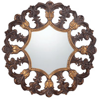 Savoy House Traci Mirror in Gold 4-BLGF409ET-228