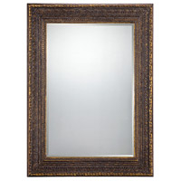Savoy House Lighting Alexandra Mirror in Bronze with Gold Accents 4-F1620-156