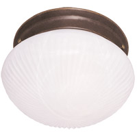 Savoy House 403-BN Signature 2 Light 9 inch Brownstone Flush Mount Ceiling Light