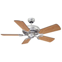 Savoy House Pine Harbor Ceiling Fan in Satin Nickel 42-SGC-5RV-SN