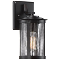 Norwood 1 Light 12 inch English Bronze Outdoor Wall Lantern