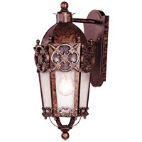 Savoy House Torino 1 Light Outdoor Wall Lantern in New Tortoise Shell w/Silver 5-1059-8 photo thumbnail