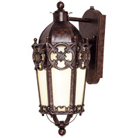Savoy House Loire Valley Torino Energy Star Wall Mount Lantern in New Tortoise Shell w/Silver 5-1059-ES-8 photo thumbnail