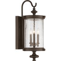 Savoy House 5-1221-40 Palmer 3 Light 26 inch Walnut Patina Outdoor Wall Lantern