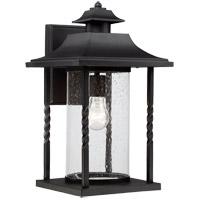 Savoy House 5-1234-BK Dorado 1 Light 17 inch Black Outdoor Wall Lantern