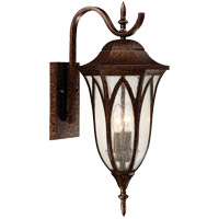 Savoy House Dayton 2 Light Outdoor Wall Lantern in New Tortoise Shell 5-1241-56