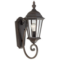 Savoy House 5-1302-40 Wakefield 1 Light 20 inch Walnut Patina Outdoor Wall Lantern alternative photo thumbnail