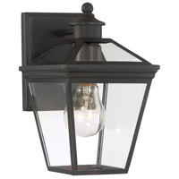 Savoy House 5-140-13 Ellijay 1 Light 10 inch English Bronze Outdoor Wall Lantern alternative photo thumbnail