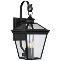 Savoy House 5-142-BK Ellijay 4 Light 25 inch Black Outdoor Wall Lantern