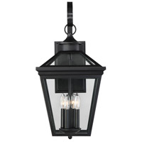 Savoy House 5-142-BK Ellijay 4 Light 25 inch Black Outdoor Wall Lantern alternative photo thumbnail