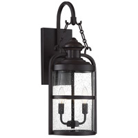 Savoy House 5-1800-13 Brekenridge 2 Light 26 inch English Bronze Outdoor Wall Lantern