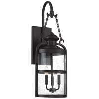Savoy House 5-1801-13 Brekenridge 3 Light 30 inch English Bronze Outdoor Wall Lantern