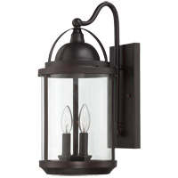 Savoy House Drayton 2 Light Outdoor Wall Lantern in English Bronze 5-201-2-13