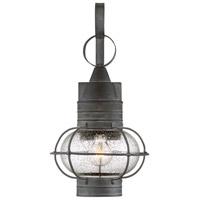 Savoy House 5-221-88 Enfield 1 Light 18 inch Oxidized Black Outdoor Wall Lantern