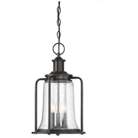 Savoy House 5-2214-13 Tacoma 3 Light 11 inch English Bronze Outdoor Hanging Lantern