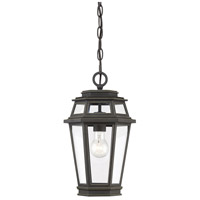 Savoy House 5-23003-141 Holbrook 1 Light 8 inch Textured Bronze With Gold Highlights Outdoor Hanging Lantern