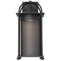 Savoy House 5-231-BK Sierra LED 16 inch Black Outdoor Wall Lantern