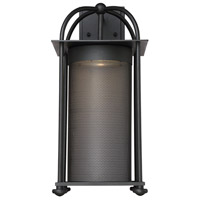 Savoy House 5-232-BK Sierra LED 20 inch Black Outdoor Wall Lantern