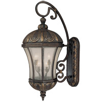 Savoy House Ponce de Leon 8 Light Outdoor Wall Lantern in Old Tuscan 5-2503-306