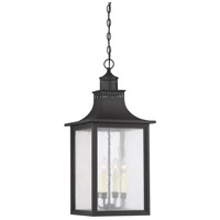 Savoy House 5-252-13 Monte Grande 4 Light 13 inch English Bronze Outdoor Hanging Lantern