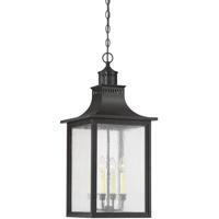 Savoy House 5-252-25 Monte Grande 4 Light 13 inch Slate Outdoor Hanging Lantern