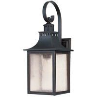 Savoy House Monte Grande 1 Light Outdoor Wall Lantern in Slate 5-258-25
