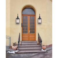 Savoy House 5-259-13 Monte Grande 3 Light 27 inch English Bronze Outdoor Wall Lantern alternative photo thumbnail