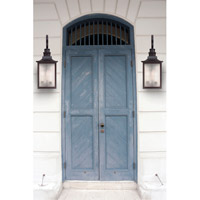 Savoy House Monte Grande 3 Light Outdoor Wall Lantern in English Bronze 5-259-13 alternative photo thumbnail