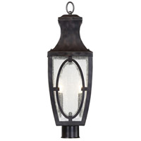Savoy House 5-264-213 Shelton 2 Light 25 inch English Bronze with Gold Outdoor Post Lantern alternative photo thumbnail