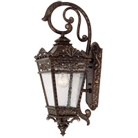 Savoy House Maguire 1 Light Outdoor Wall Lantern in New Tortoise Shell 5-3302-56