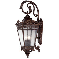 Savoy House Maguire 4 Light Outdoor Wall Lantern in New Tortoise Shell 5-3303-56