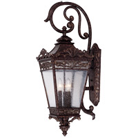 Savoy House Maguire 3 Light Outdoor Wall Lantern in New Tortoise Shell 5-3306-56