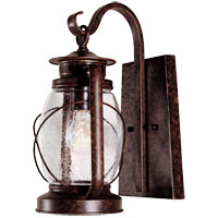 Savoy House Smith Mountain 1 Light Outdoor Wall Lantern in New Tortoise Shell 5-3410-56 photo thumbnail