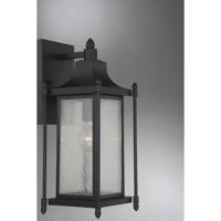 Savoy House 5 3451 Bk Dunnmore 1 Light 16 Inch Black