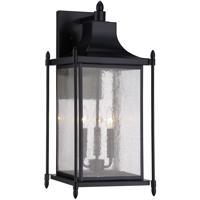Savoy House 5 3453 Bk Dunnmore 3 Light 24 Inch Black