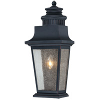 Savoy House 5-3552-25 Barrister 1 Light 19 inch Slate Pocket Lantern in Clear Seeded photo thumbnail