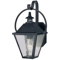 Savoy House Royal Street 1 Light Outdoor Wall Lantern in English Bronze 5-4000-13