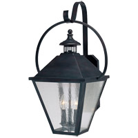 Savoy House Royal Street 3 Light Outdoor Wall Lantern in English Bronze 5-4002-13