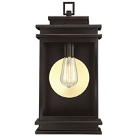 Savoy House 5-401-13 Reading 1 Light 16 inch English Bronze Outdoor Wall Lantern