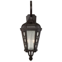 Hamilton 2 Light 34 inch English Bronze Outdoor Wall Lantern