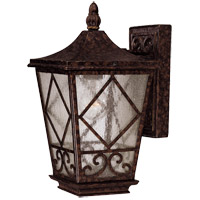 Savoy House Felicity 1 Light Outdoor Wall Lantern in New Tortoise Shell 5-420-56