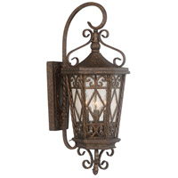 Savoy House 5-421-56 Felicity 3 Light 26 inch New Tortoise Shell Outdoor Wall Lantern alternative photo thumbnail